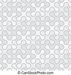 light gray simple seamless pattern