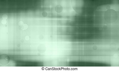 light green and white looping lines streaks abstract CG...