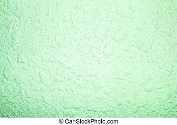 Light green bubble texture