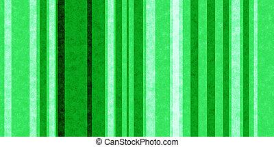 Light Green Grunge Stripe Paper Texture. Retro Vintage Scrapbook Lines Background.