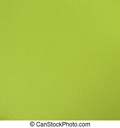 Light green leather texture