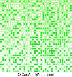 light green pixel background