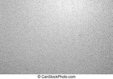 Light grey metal texture in speckle.