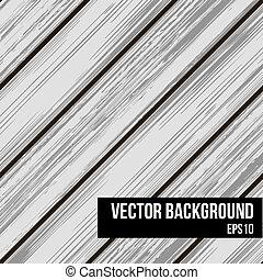 Light grey vector wooden planks, background illustration