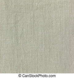 Light Khaki Cotton Texture Closeup