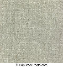 Light Khaki Cotton Texture Closeup