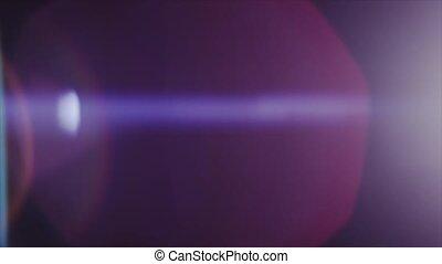Light Lens Flare Overlay Transition Light leak - 4k Light...