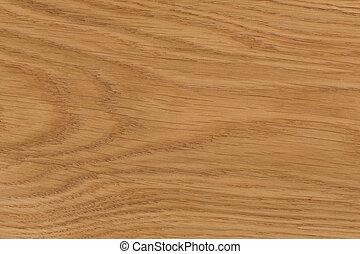 Light oak wood background.