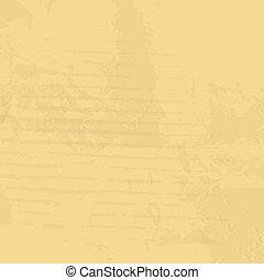 Light paperboard texture
