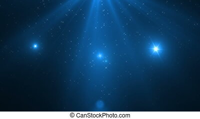 light particle Heaven light ray