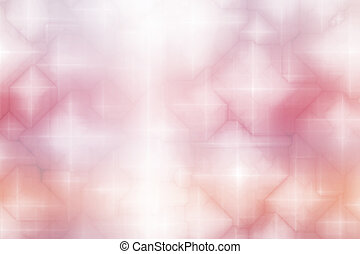 Light Pink Magical Fantasy Abstract Background