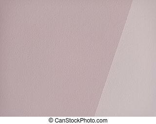 Light pink plaster texture.