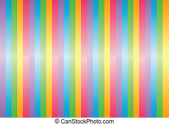 light rainbow background