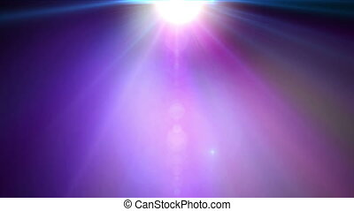light ray stage background