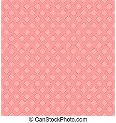 Light seamless pattern with diamond