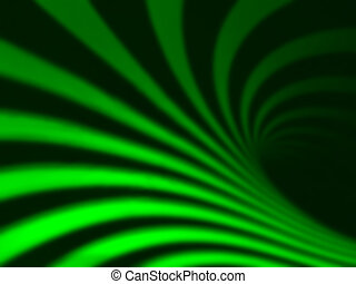 Green laser lights abstract background
