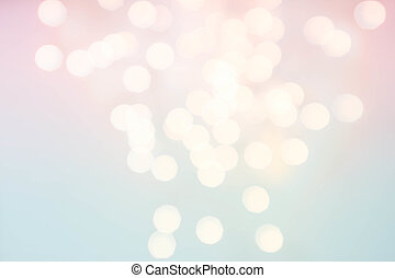 Light silver abstract Christmas background with twinkled...