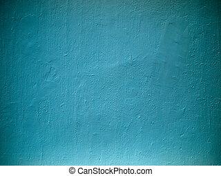 light sky blue old wall