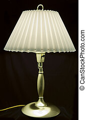 Light Source - A picture of a lovely little brass lamp taken...