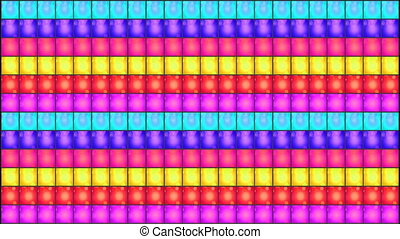 light square HD - Musical disco backgrounds. This is the...
