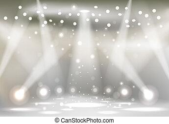 Stage  - light Stage Spotlight