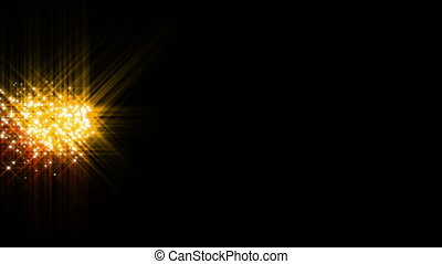 light stars open