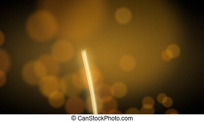 light streak and blurred lights - light streak and blurred...