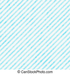 Light Teal Striped Pattern Repeat Background that is...
