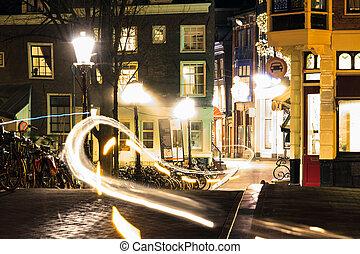 Light wave Amsterdam