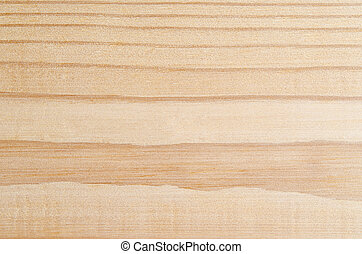 Light Wood with Striped Grain - A light pine wood background...