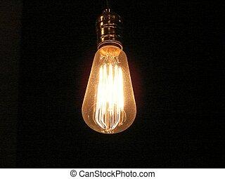 Lightbulb - A lightbulb