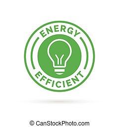 lightbulb, dygtig, energi, eco, grønne, konstruktion, symbol, ikon