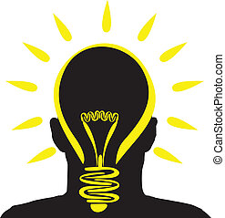 lightbulb, idéia