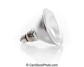 lightbulb isolated on a white background