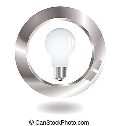 lightbulb surround