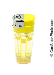 Lighter - A lighter isolated on a white background