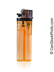 lighter isolated on the white background