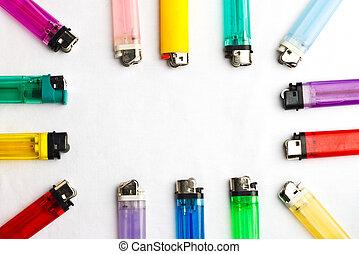 Lighters Variety