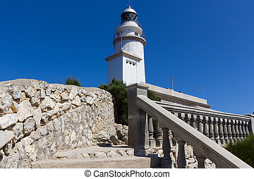 Lighthouse at the Cap de Formentor, Majorca