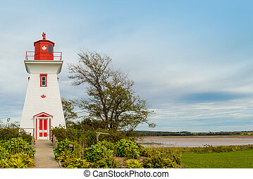 Lighthouse at Victoria