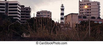 Lighthouse in Beirut