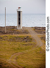 Lighthouse in East Iceland