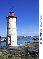 Lighthouse in Erie