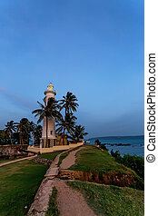 Lighthouse in Galle