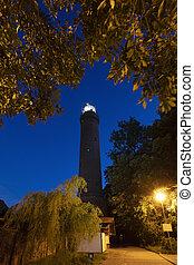 Lighthouse in Gaski