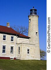 Lighthouse in Kenosha