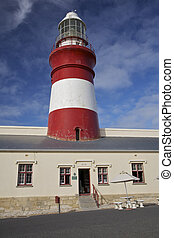 Lighthouse in South Africa