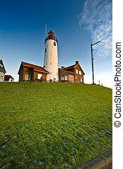 lighthouse in Urk