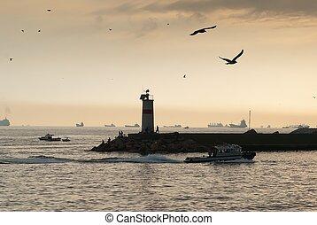 Lighthouse Istambul