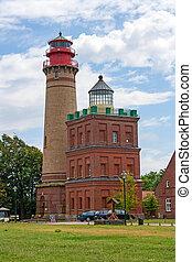 Lighthouse Kap Arkona, Schinkelturm